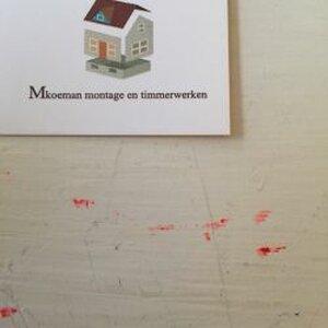 M. Koeman Montage en Timmerwerken logo
