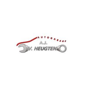 Auto Garage A.J.van Heugten logo