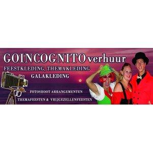 Go Incognito Kledingverhuur V.O.F. logo