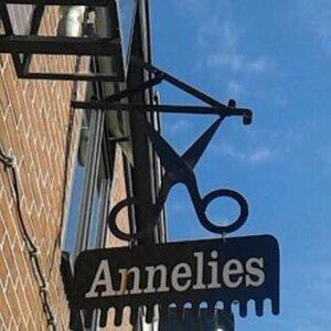 Kapsalon Annelies logo