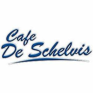 Cafe De Schelvis logo