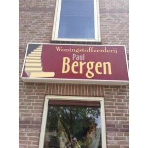 Woningstoffeerderij Paul Bergen logo