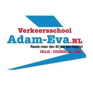 Verkeerschool Adam-Eva logo