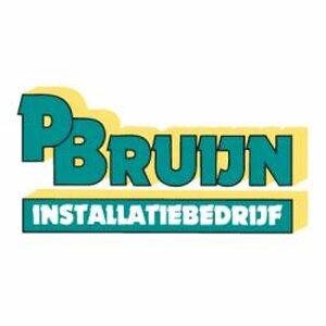 Installatiebedrijf P. Bruijn B.V. logo