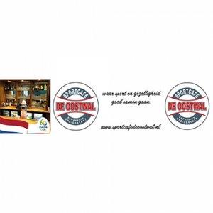 Sportcafe de Oostwal logo