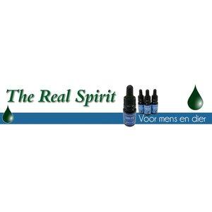 CBD / The Real Spirit logo