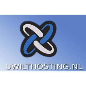 uwilthosting.nl logo
