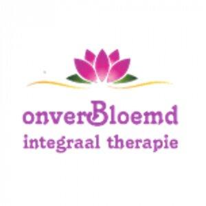 OnverBloemd integraal therapie logo