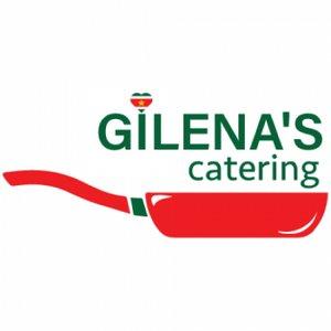Gilenas catering logo