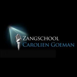 Zangcoach Carolien Goeman logo