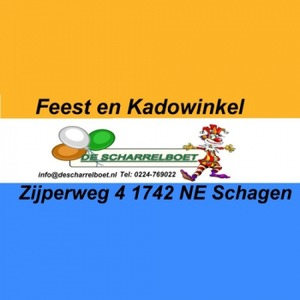 De Scharrelboet logo