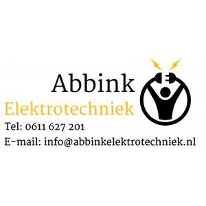 Abbink elektrotechniek logo