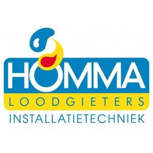 Homma Loodgieters logo