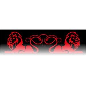 Cafe Zaal de Rode Leeuw logo