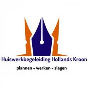 Huiswerkbegeleiding Hollands Kroon logo