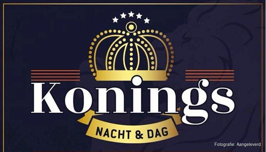 Koningsnacht & Koningsdag grote feest tent op Raadhuisplein