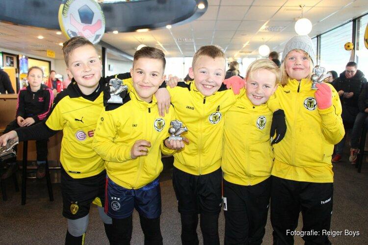 Reiger Boys organiseert opnieuw voetbaldag in meivakantie