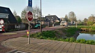 Vanaf maandag grote renovatie Middenweg-Zuid