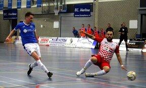 FC Marlène en FC Eindhoven delen punten in ware thriller