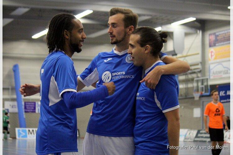 Handhaving een feit voor FC Marlène
