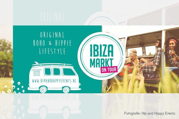Ibiza Markt On Tour bij Palm Beach & Events