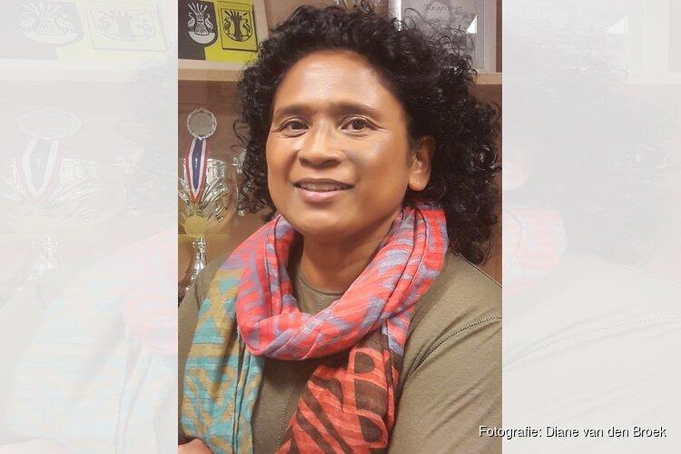 Janny Timisela nieuwe hoofdtrainster vrouwen Reiger Boys