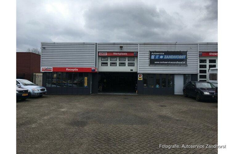 De koffie staat altijd klaar bij Auto Service Zandhorst
