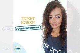 Support Simone in haar reis naar Amerika!