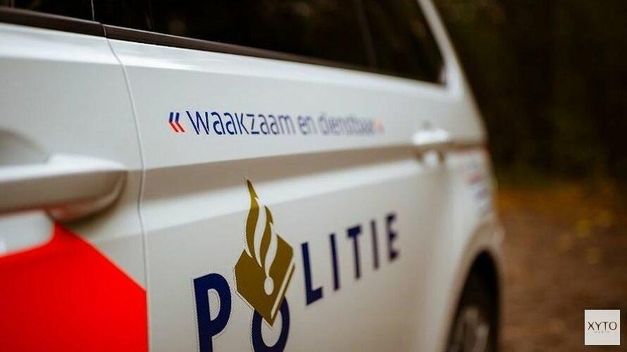 Poolse arbeiders verrichten heldendaad: automobilist uit sloot bevrijd
