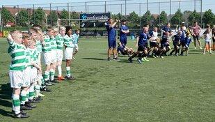 AZ, Feyenoord, PSV en Celtic blikvangers op Reiger Boys International Youth Tournament