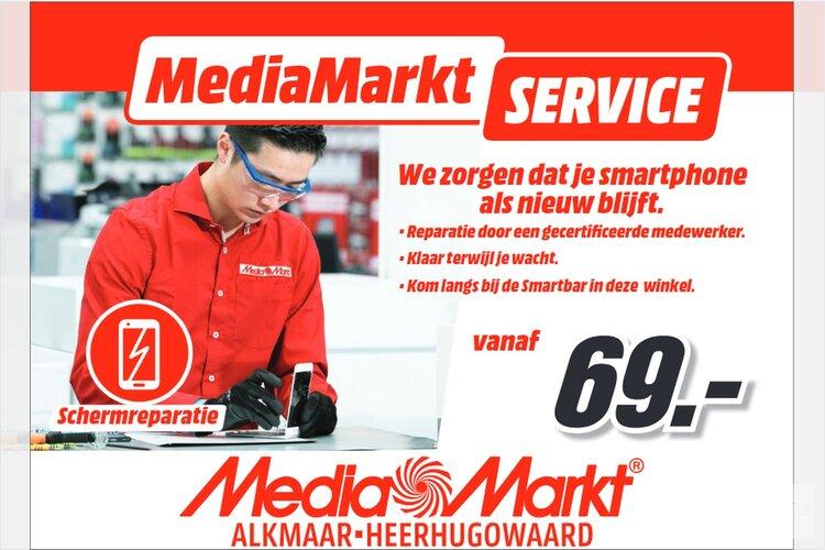 MediaMarkt ontzorgt consument