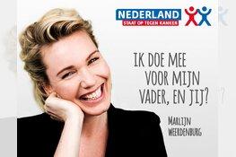 Bekende Nederlanders als levend standbeeld voor goede doel