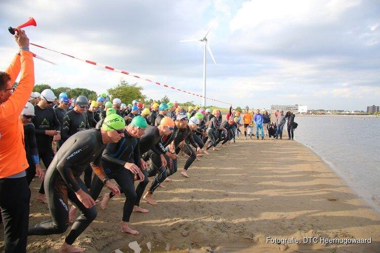 Hedenavond 9e editie HotItem Stad Van De Zon Triatlon