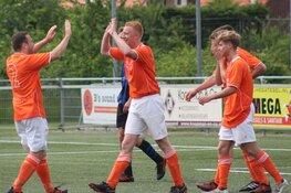 Martijn Hand ontpopt zich tot supersub bij Hugo Boys
