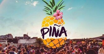Kaartverkoop Piña Rooftop Party (28 juli) in Podium Victorie gaat hard