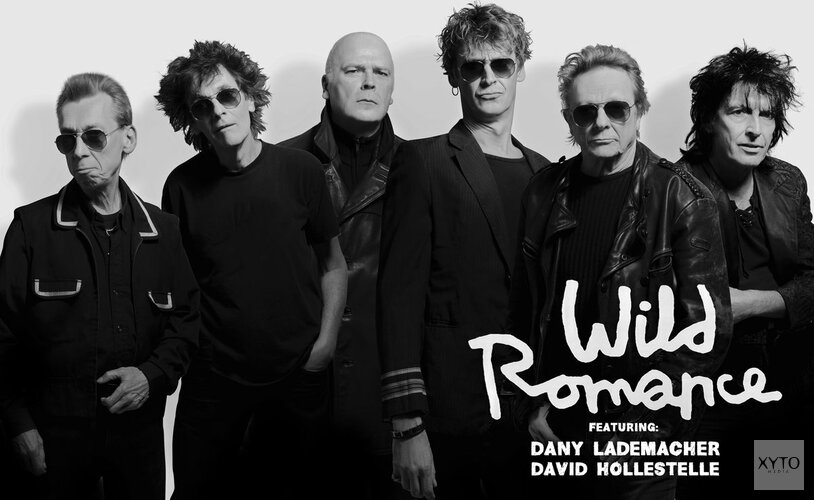 Legendarische band van Herman Brood, Wild Romance, komt naar Mixtream Festival 2018!
