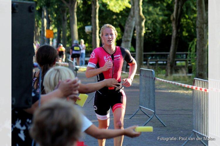 Talisa van der Fluit wint thuiswedstrijd, Brons weer sterkste bij de heren