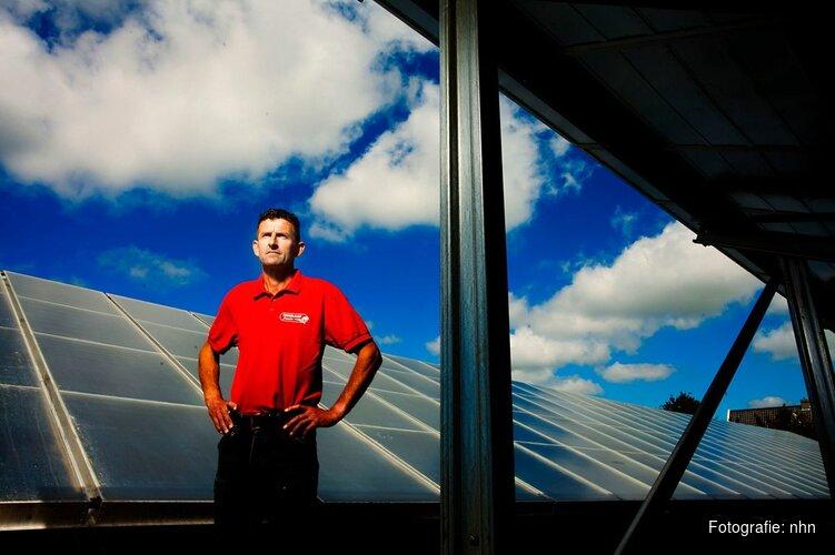 Grootste zonthermische project van Nederland van start