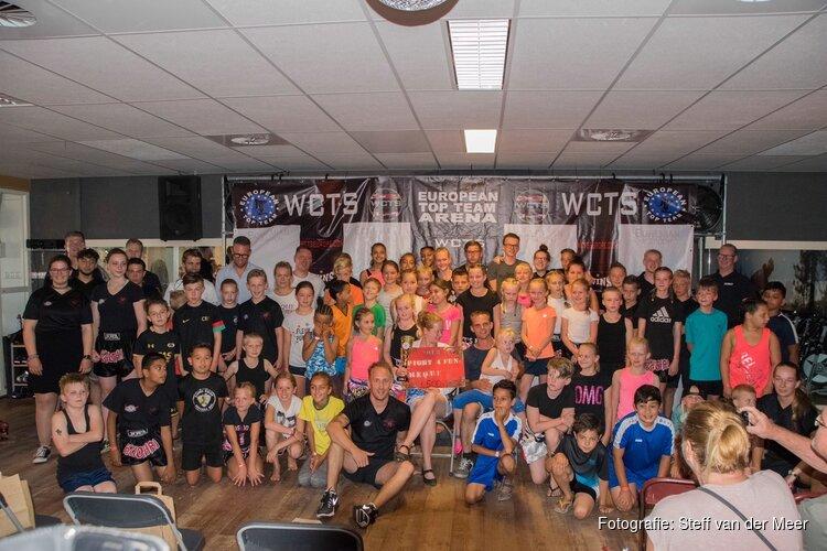FIGHT4FUN kickboxgala 2018 is meer dan geslaagd!
