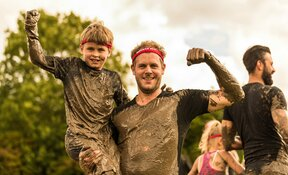 Bootcamp Obstacle Run 5e editie; Family, Night en Major Obstacle run