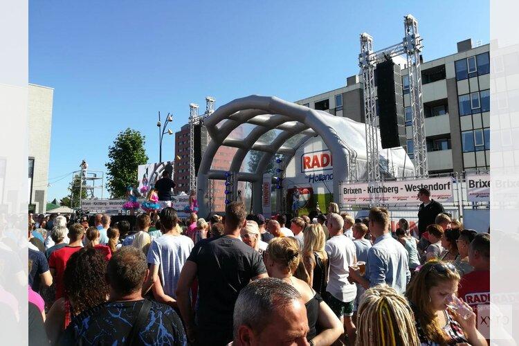 Groot volksfeest in Heerhugowaard!
