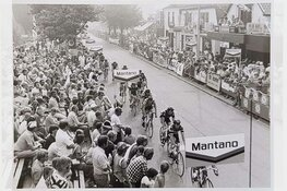 Co Zut en Bas Maas halen herinneringen op aan Tour de Waard