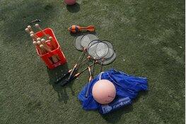 Warme 'warming-up' voor Blosse Buitengewoon, sportief buitenprogramma na schooltijd voor kinderen vanaf 8 jaar