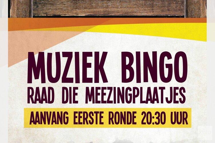 Doe mee aan de jubileum Muziekbingo in Marlène en win een vat bier!