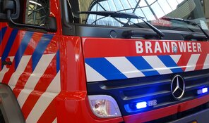 Afgebrande woonboerderij is van Heerhugowaardse brandweerman