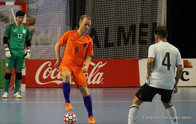 FC Marlène aanwinsten Attaibi en Bouzit in voorselectie Nederlands zaalvoetbalteam