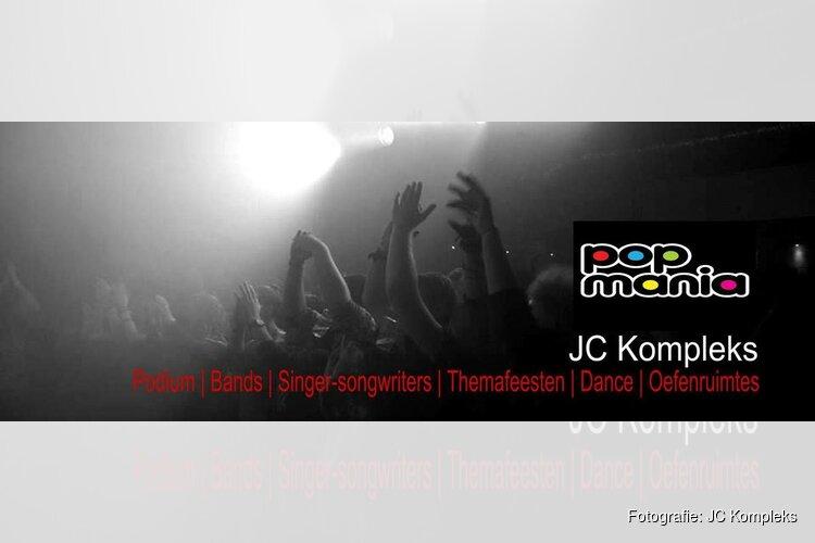 Popmania 2018 komt er weer aan bij JC Kompleks