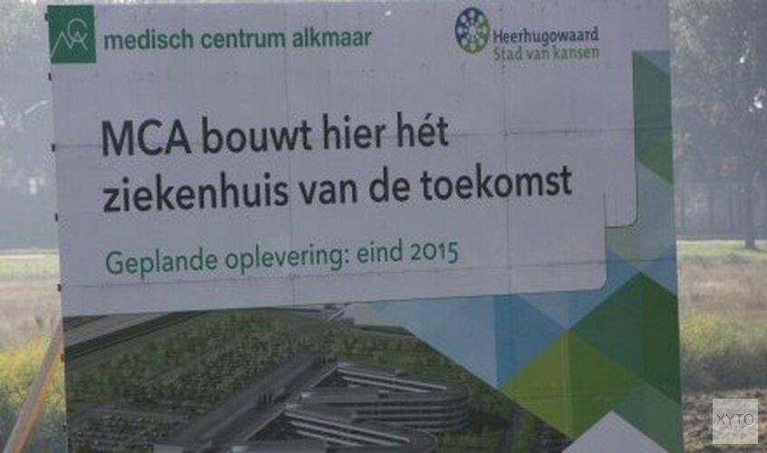 Taxatierapport beoogde ziekenhuislocatie Heerhugowaard blijft geheim