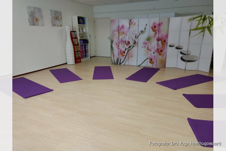 Dru Yoga Heerhugowaard gaat komende week weer van start met diverse lessen