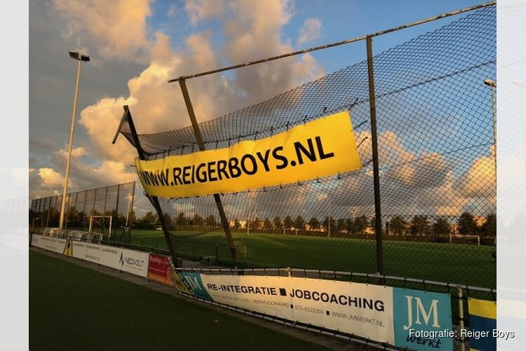 Windhoos treft Reiger Boys
